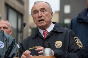 York City Police Commissioner Bill Bratton (Michael Graae/Getty Images).