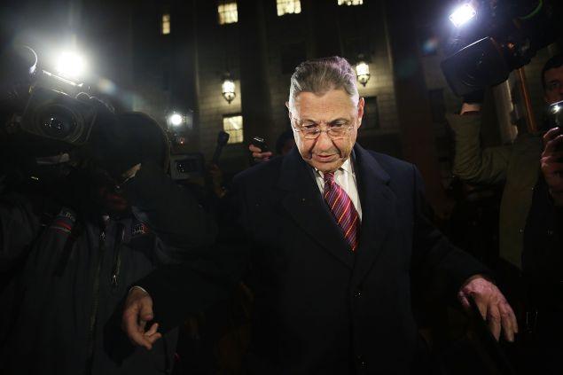 Former Assembly Speaker Sheldon Silver. (Photo: Spencer Platt for Getty Images)