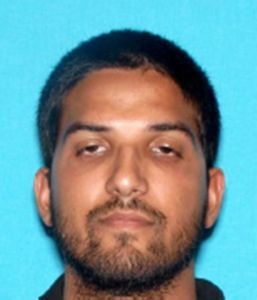 UNSPECIFIED - DECEMBER 4: In this handout provided by the Federal Bureau of Investigation (FBI), Syed Rizwan Farook poses for a photo at an unsepcified date and location. The FBI announced that it is investigating the San Bernardino shooting and suspects Syed Rizwan Farook, 28, and wife Tashfeen Malik, 27, that left 14 people dead and many wounded as an act of terrorism. (Photo by FBI via Getty Images)