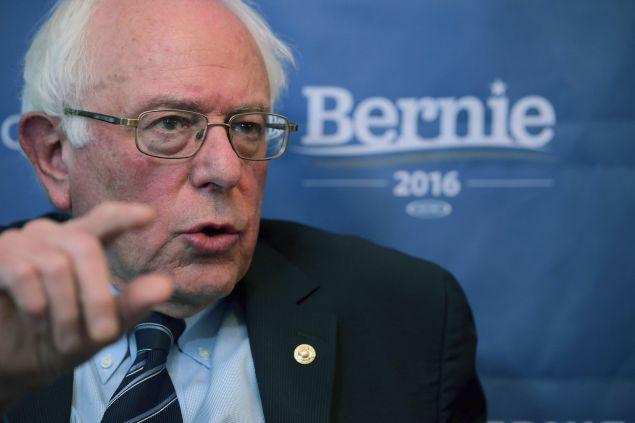Sen. Bernie Sanders. (Photo: Chip Somodevilla for Getty Images)