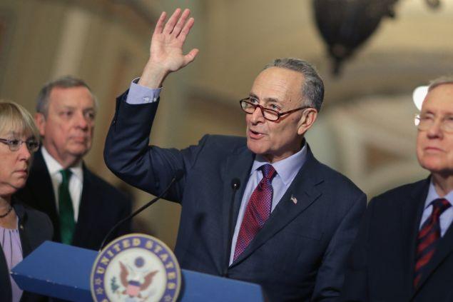 Sen. Charles Schumer. (Photo: Chip Somodevilla for Getty Images)