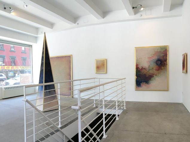 Matias Cuevas, The Fire In The Mirror (May 7 - June 28, 2015) at Cuevas TIlleard Projects. (Photo: Cuevas Tilleard)