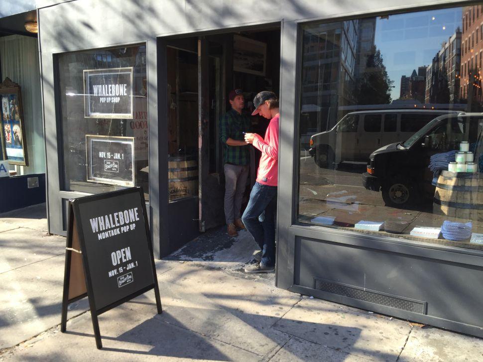 Whalebone at 310 Bowery Bar (Photo: Whalebone).