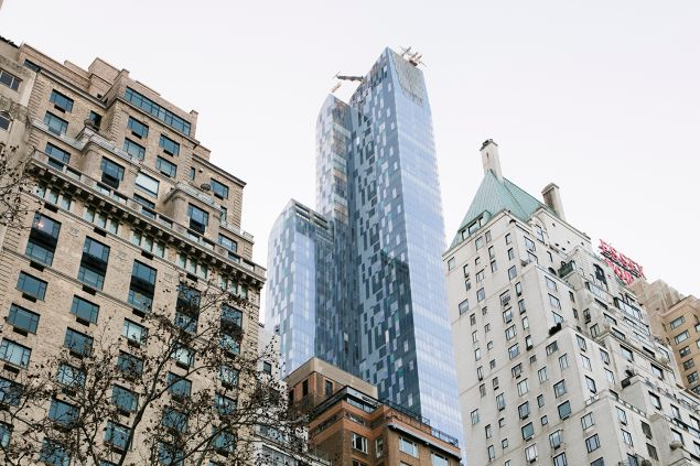 157 West 57th Street. (Jennifer Lu for Observer)