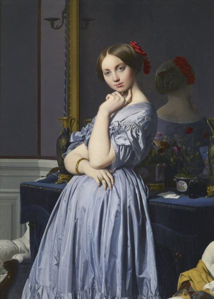 Jean-Auguste-Dominique_Ingres_-_Comtesse_d'Haussonville_-_Google_Art_Project