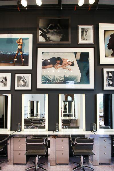 John Barrett New Salon Bond Street