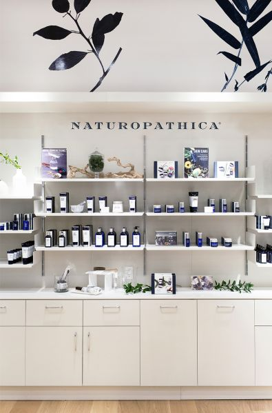 The beauty treatments for sale at Naturopathica (Photo: Courtesy Neuropathica).