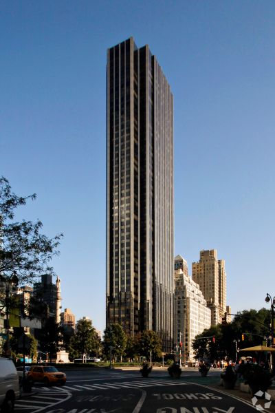 1 Central Park West. (Courtesy Costar Group)