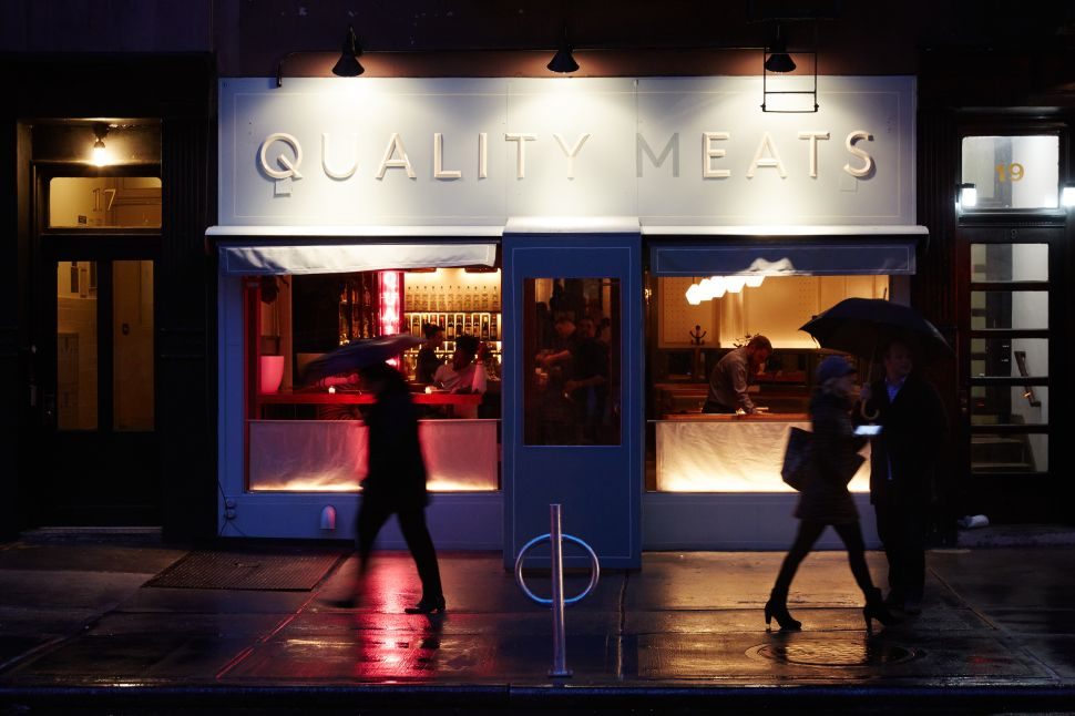 Quality Eats (Photo: Quality Eats).