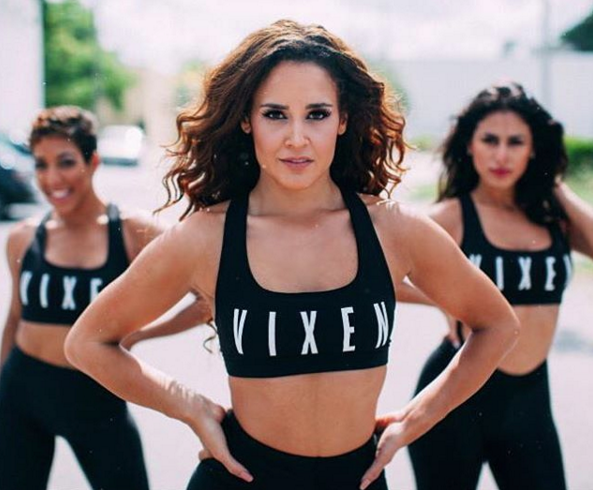 Vixen was founded by a former Miami Heat Dancer who encourages you to channel your inner Beyoncé (Photo: Vixen).