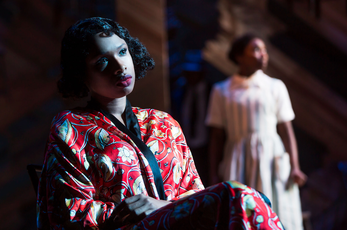 Jennifer Hudson in The Color Purple. (Photo: by Matthew Murphy)