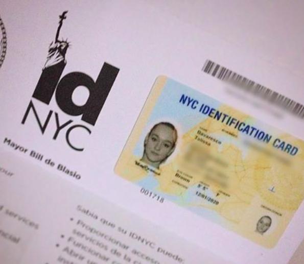 An NYC ID.