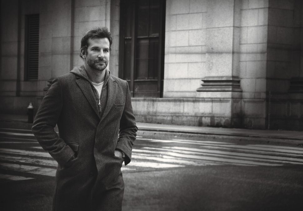 Bradley Cooper (Photo: W Magazine).