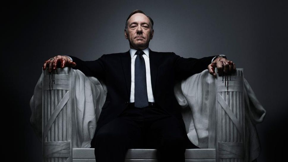 House of Cards Final Season Kevin Spacey