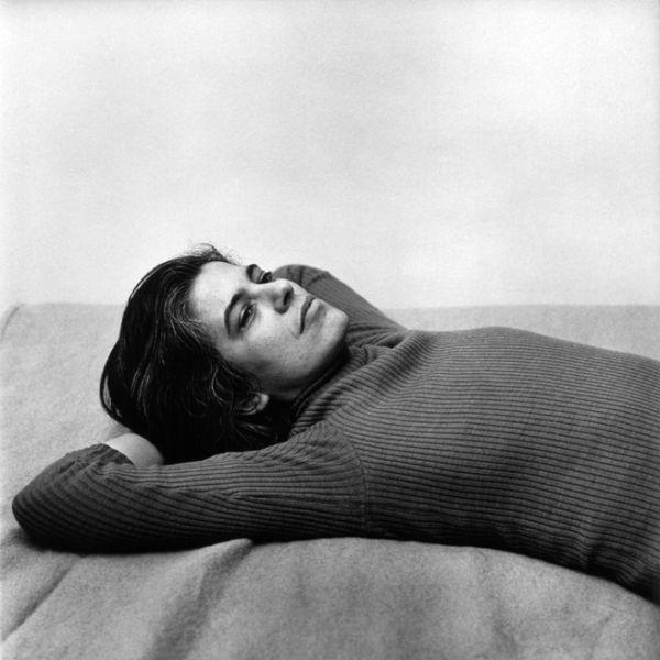 Peter Hujar, Susan Sontag, 1975. (© The Peter Hujar Archive LL)