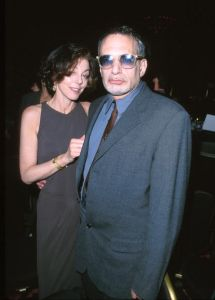 Donald Fagen was booked on charges of assault against wife Libby Titus. (Photo by SGranitz/WireImage)