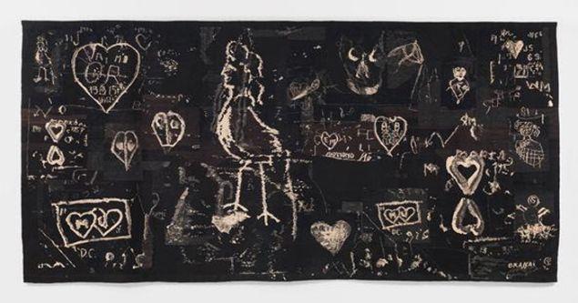 Brassaï, Graffiti I, 1968. (Photo: Courtesy Higher Pictures)