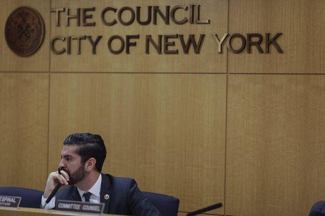 Councilman Rafael Espinal. (Photo: William Alatriste for NYC Council)