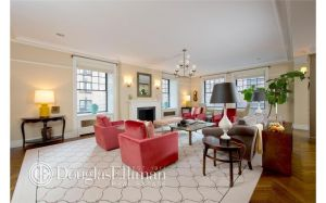 Who knew being funny could get you a soon-to-be eight-bedroom duplex on the Upper West Side? (Douglas Elliman)
