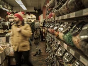 Sahadi's imports more than 4,000 items. (Photo: Sasha Maslov for Observer)