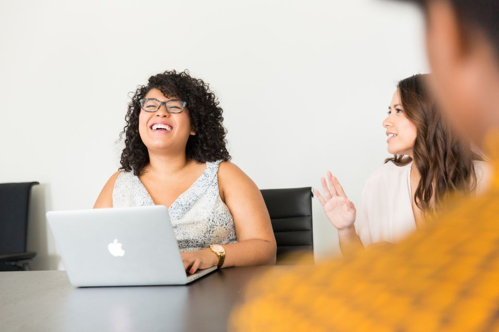 (Photo: WOC in Tech Chat)
