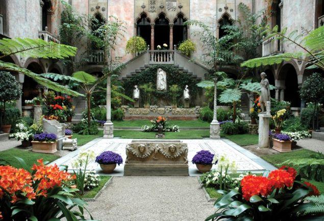 The Isabella Stewart Gardner Museum. (Photo: gardnermuseum.org)
