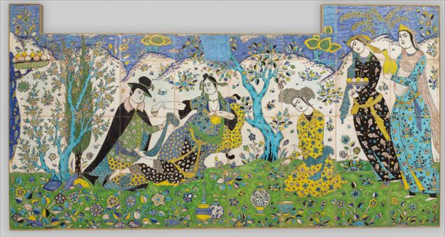 Garden Gathering, 1640–50. Rogers Fund, 1903. Courtesy The Metropolitan Museum of Art