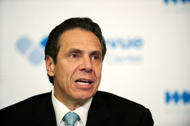 Gov. Andrew Cuomo (Photo: Bryan Thomas for Getty Images)