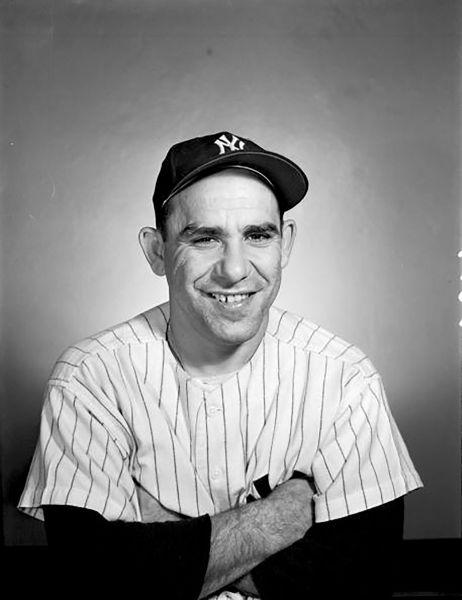 Yogi Berra. (Photo: Olen Collection/Diamond Images/Getty Images)
