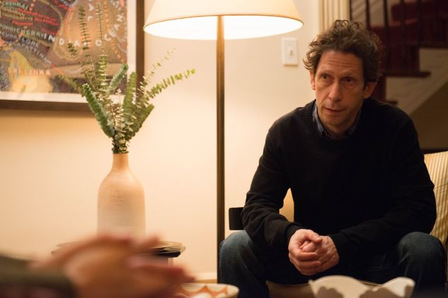Tim Blake Nelson directs and acts in Anesthesia.