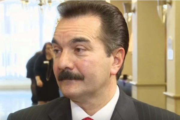 Assembly Speaker Prieto, whose alternative Atlantic City takeover bill could see a vote this week.