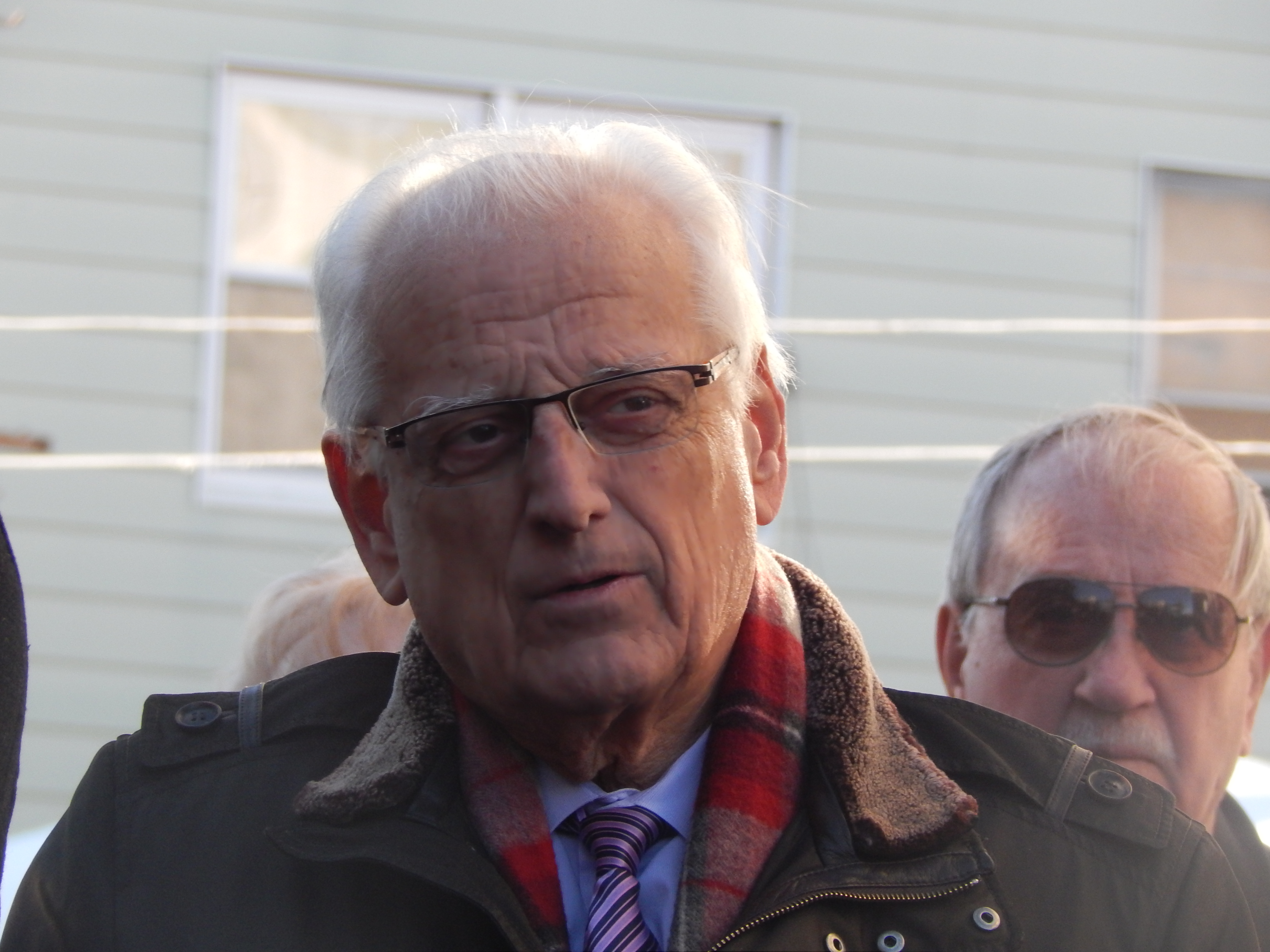 Pascrell was recently challenged for his congressional seat by Jeff Jones.