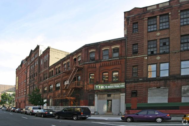 The building where Gavin Brown's Enterprise will move in Harlem.