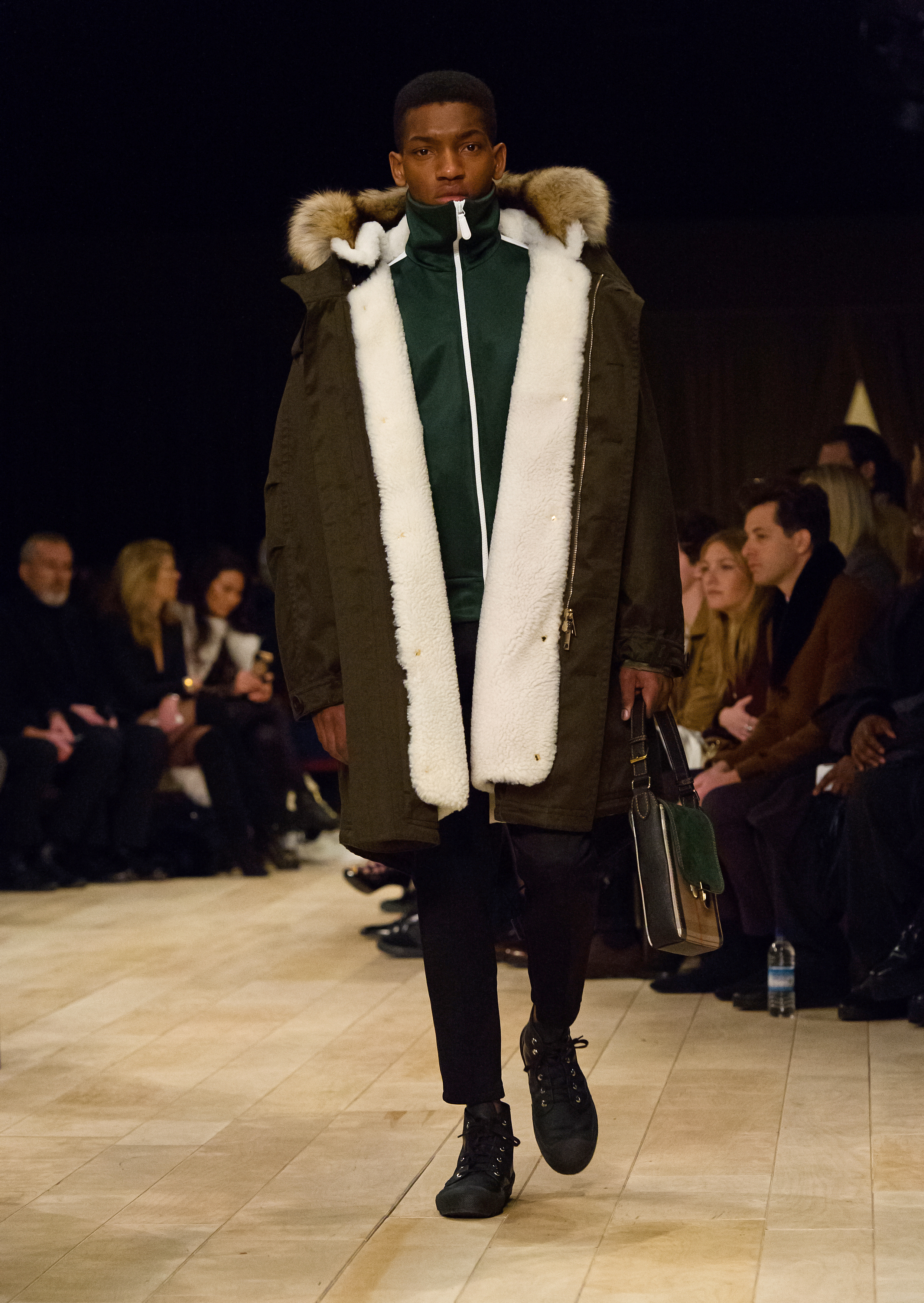 Burberry Menswear January 2016 Collection - Look 14 (1)