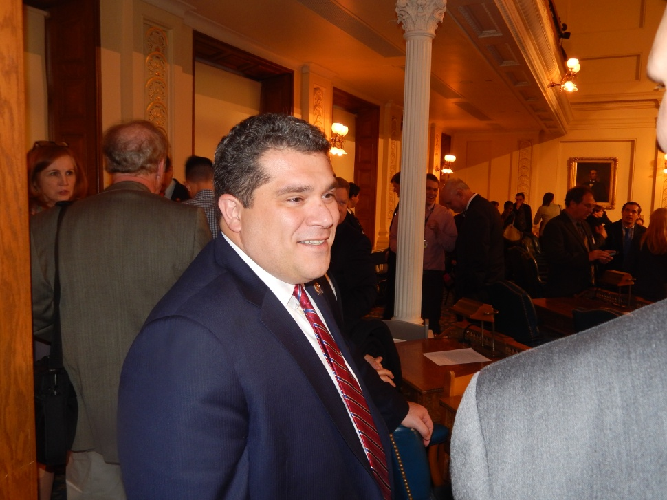 Assemblyman Nick Chiaravalloti.