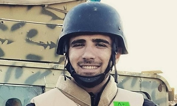 Vice journalist Mohammed Rasool has been released from a Turkish prison. (Photo: Twitter)