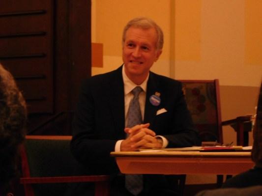 Wisniewski is the NJ Chair for Sanders.