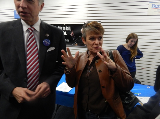 Ellen Karcher, former state senator and daughter of the late Speaker Alan Karcher, said she has no intentions of running again. Senator Jen Beck beat Karcher in 2007.