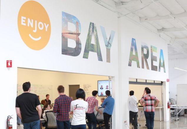 Enjoy_Bay Area Office