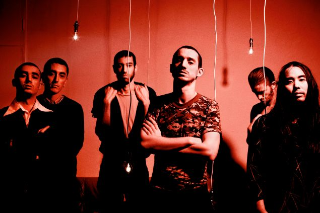 Fat White Family (Steve Gullick)