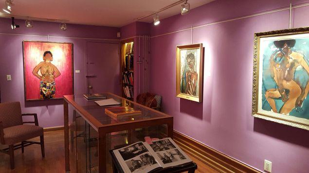 Essie Green Galleries.
