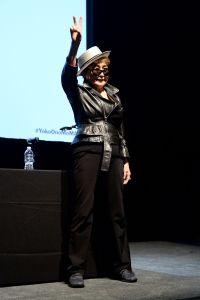 Yoko Ono. (Photo Ben Gabbe/Getty Images)