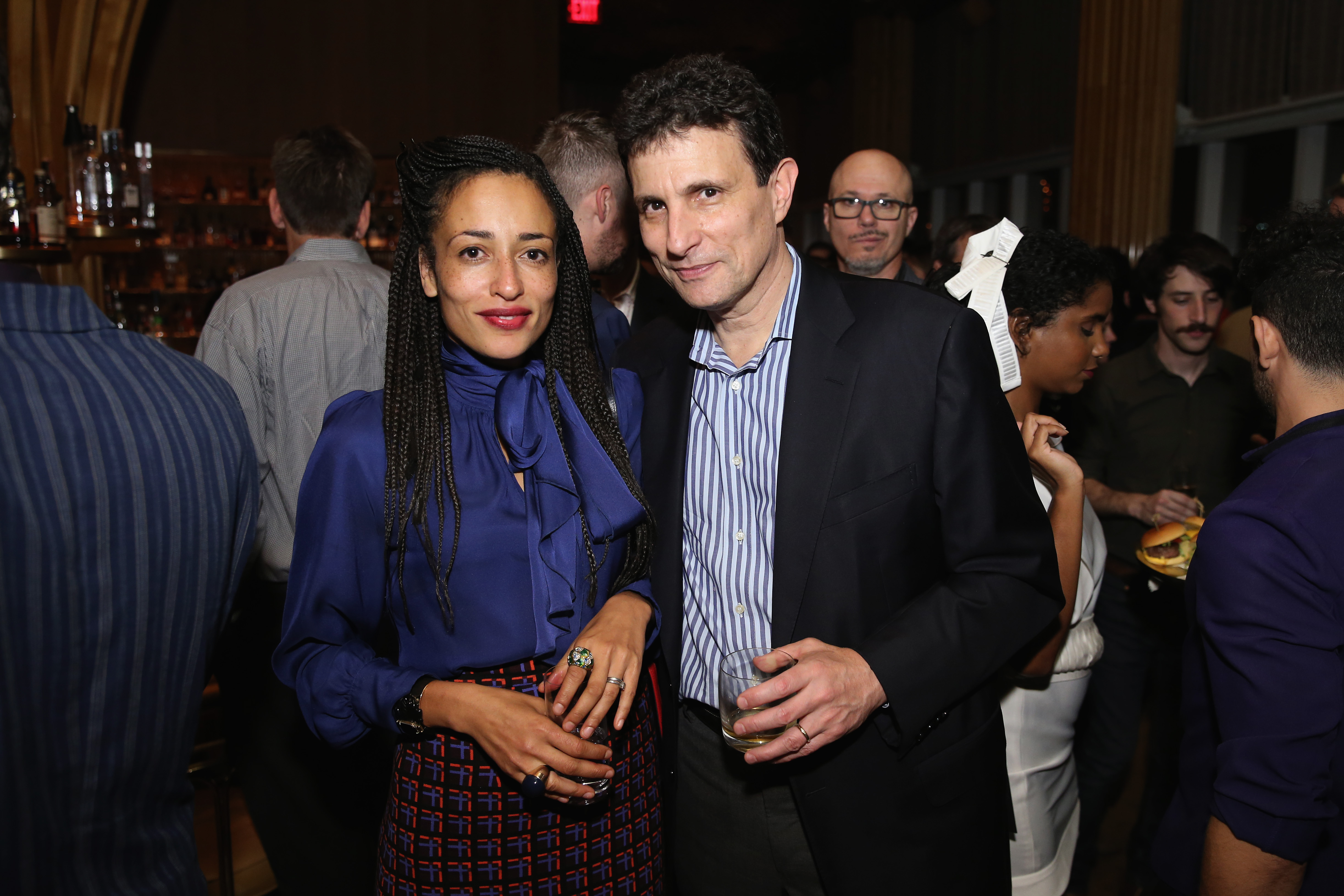 The New Yorker Festival Party