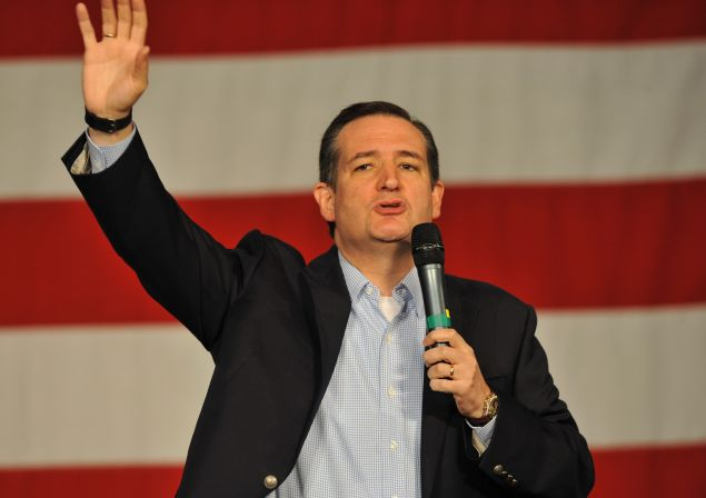 Sen. Ted Cruz. (Photo: Steve Pope for Getty Images)