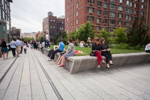 The High Line. (Photo: Amanda Cohen for Observer
