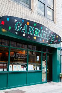 Gabriel's, at 11 West 60th Street, has been a neighborhood spot for over 20 years. (Jennifer Lu for Observer)