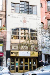 The current tenant at !41 West 71st Street is a Bikram Yoga studio. (Jennifer Lu for Observer)