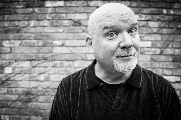 John Holmstrom, creator of Punk. (Photo: Kaitlyn Flannagan for Observer)