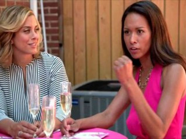 "Are both of these Housewives ""real?"" (Bravo)"