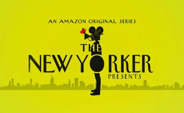 The New Yorker will soon be be an Amazon show. (Screenshot: Amazon)